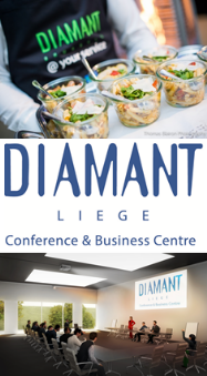 DIAMANT LI�GE CONFERENCE ET BUSINESS CENTRE